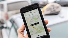 L'application Uber à Québec