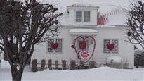 Saint-Valentin, P.Q., le village de l'amour