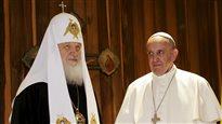 Orthodoxes et catholiques dénoncent la guerre