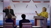 Clinton et Sanders débattent sur l'assurance-maladie et Wall Street