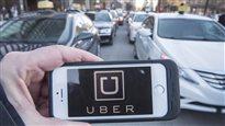 Uber devrait être réglementé comme les taxis, selon les Canadiens