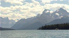 Lac Maligne, Alberta