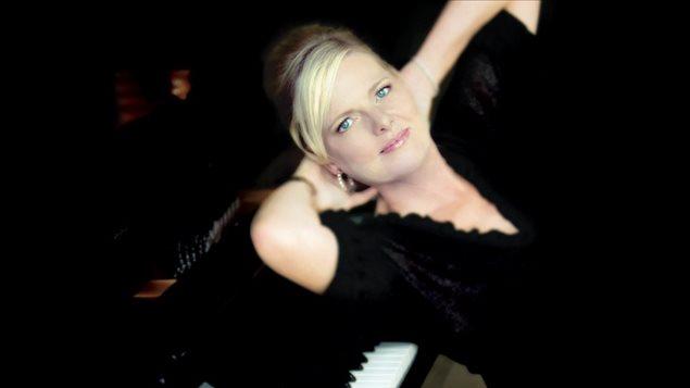 La chanteuse Carol Welsman