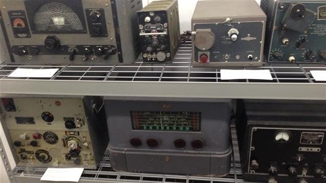 Radios militaires
