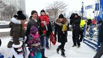 Justin Trudeau au Carnaval