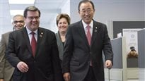 Ban Ki-moon inspiré par le Centre de prévention de la radicalisation de Montréal