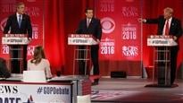 Échanges acrimonieux entre Bush et Trump au 9edébat républicain