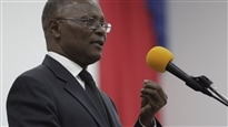 Jocelerme Privert éluprésident provisoire en Haïti