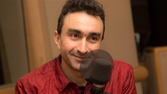 Le cin�aste Bachir Bensaddeck