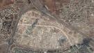 Les ravages de la guerre civile en Syrie vus du ciel