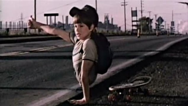 Le film «The Kid Brother»