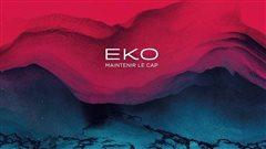 Une partie de la pochette du nouvel album du groupe EKO.