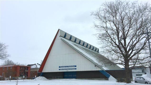 L'église Notre-Dame-de-Fatima à Longueuil est à vendre.