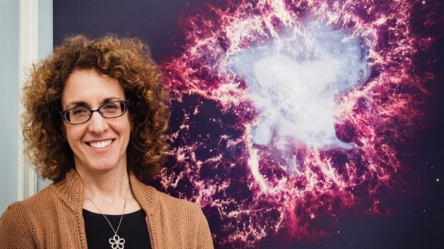 L'astrophysicienne canadienne Victoria Kaspi