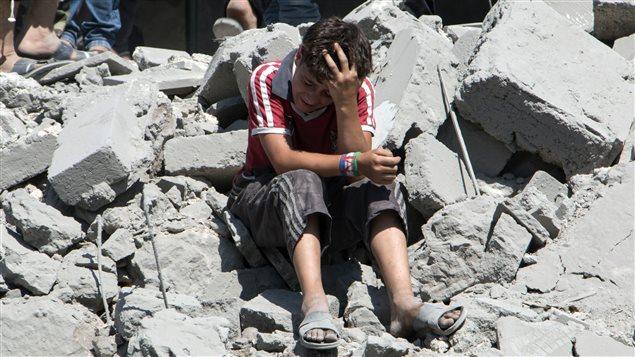 Ce qui a marqué 2016 GI_160216_b55fm_syrie-decombres-alep_sn635