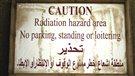 Un matériau hautement radioactif volé en Irak