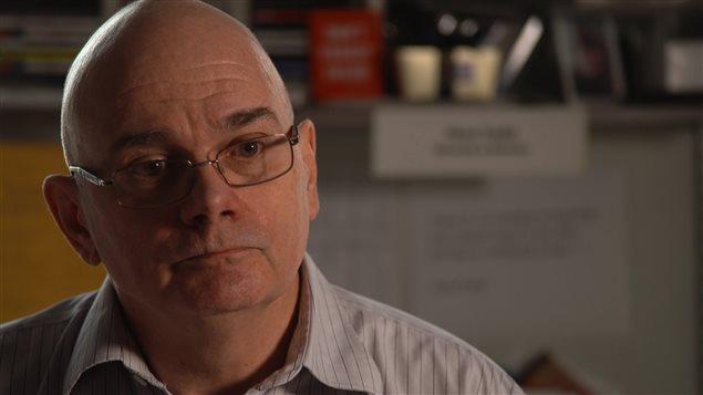 Pierre Trudel, professeur en droit du cybercommerce à l'Université de Montréal