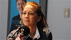 L'ébéniste Stéphanie Levesque est la porte-parole du 20e concours Chapeau les filles.