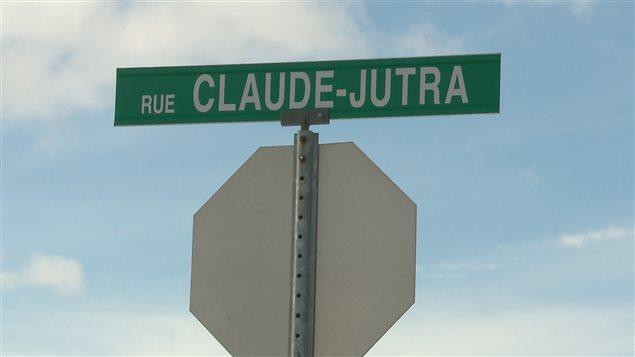 La calle Claude-Jutra de la ciudad de Québec cambiará de nombre.