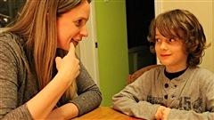 Sarah Bérubé-Lalancette offre des services dans la toute première Clinique d'orthophonie sociale de Québec.