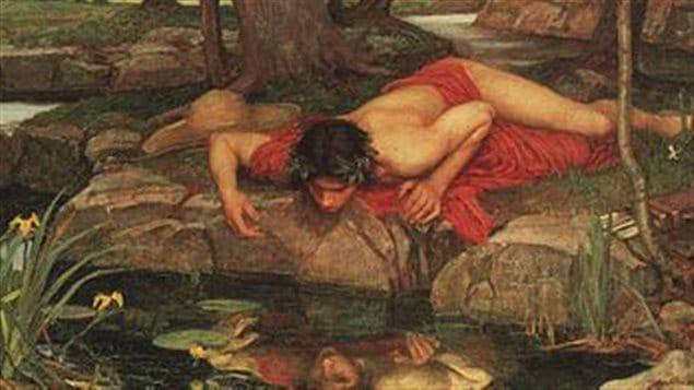 La l�gende de Narcisse