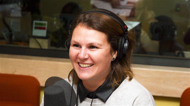 L'agente artistique Valérie de Launière