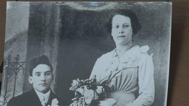 Dolores Roberge a enseigné à une soixantaine d'élèves francophones de 1914 à 1916, bravant le Règlement 17.
