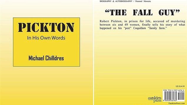 Page couverture du nouveau livre de Robert Picton