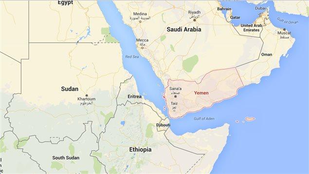 Le Yémen qui occupe l'extrême méridional de la péninsule arabique, connaît une escalade de la violence depuis la fin du mois de mars 2015 avec une implication de son voisin, l'Arabie saoudite qui mène une coalition contre les rebelles houthistes qui ont chassé le gouvernement de la capitale du pays. L'UNICEF qui redoute l'enlisement ainsi qu'une catastrophe humaine, demande aux parties de déposer les armes.