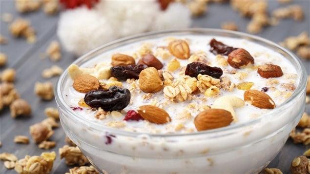 Des céréales santé