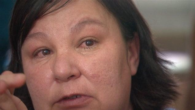 Valérie Quitich a perdu sa mère dans cette tragédie.