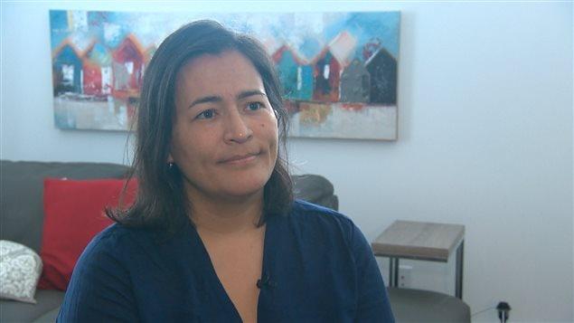Michelle Audett, ancienne présidente de Femmes autochtones du Québec