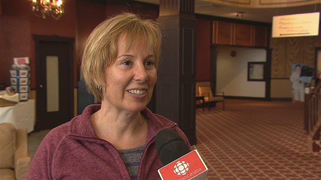Ann Fornasier, agroéconomiste, Fédération des producteurs de bovins du Québec