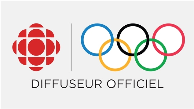 Radio-Canada, diffuseur officiel des Jeux olympiques de Rio de Janeiro 2016.