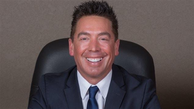 Scott Nelson, conseiller municipal de Williams Lake, en Colombie-Britannique
