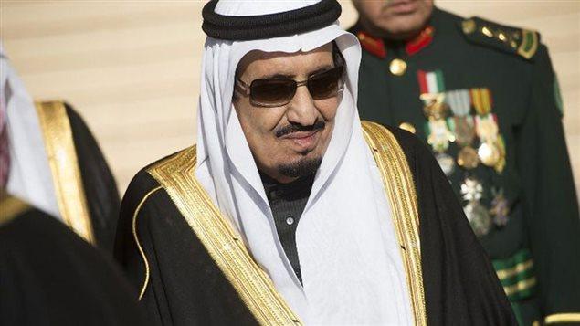 Le roi d'Arabie Saoudite, Mohammed ben Salmane.