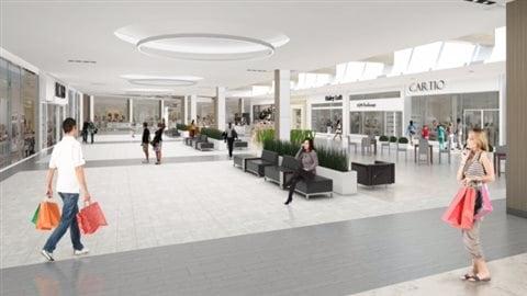 La maison Simons ouvrira un magasin « nouvelle génération » au printemps 2018 aux Galeries de la Capitale.