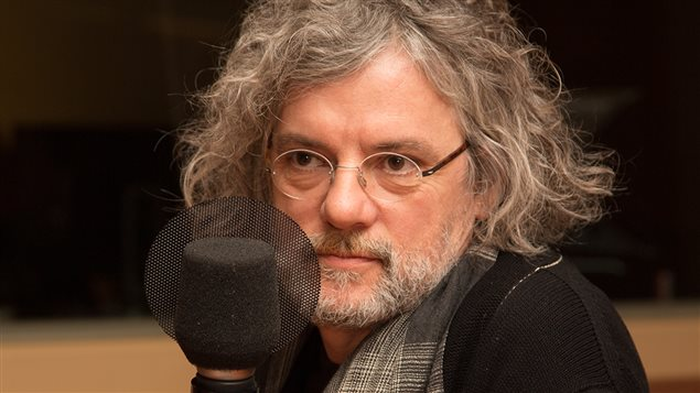 Le cinéaste et metteur en scène François Girard