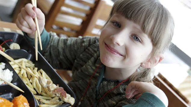Les enfants adorent aller au restaurant