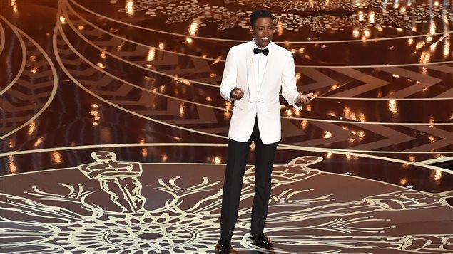 Chris Rock, l'animateur de la 88e cérémonie des Oscars