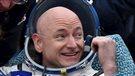 Retour sur terre après un an dans l'espace