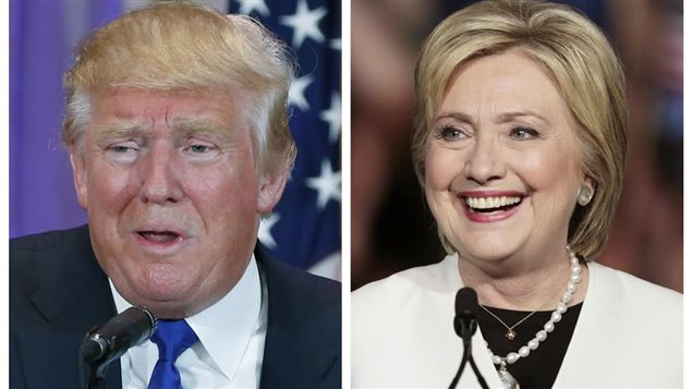 Donald Trump et Hillary Clinton ont fait plusieurs gains lors du super mardi.