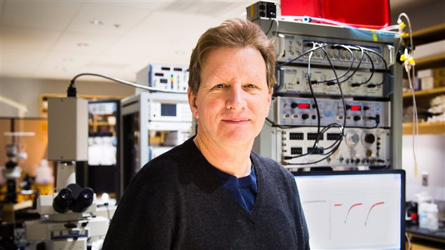 Graham Collingridge is one of three scientists who won the world's most valuable prize for brain research.