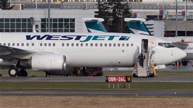 A complaint against WestJet has gone public and could hurt the airline's brand.