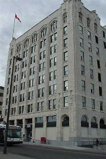 L'édifice Whalen, le premier gratte-ciel à Port Arthur construit en 1913.