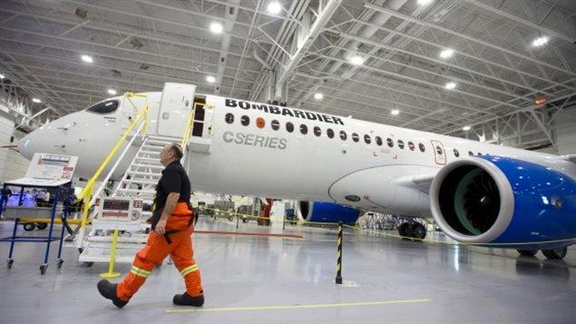 La S�rie C de Bombardier