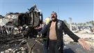 Un attentat-suicide au sud de Bagdad faitau moins 60 morts