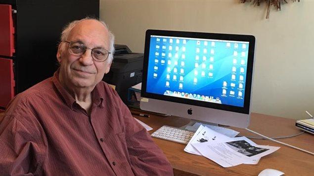 Michel Cartier, professeur retraité de l'UQAM, auteur et consultant stratégique en gouvernance et technologies de l'information