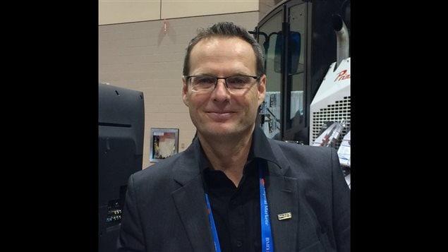 Mario Rouillier, le président de VersaDrill Canada.