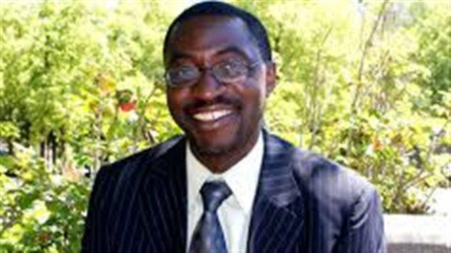 Moussa Magassa, conseiller en éducation sur les droits de l`homme à l'Université de Victoria